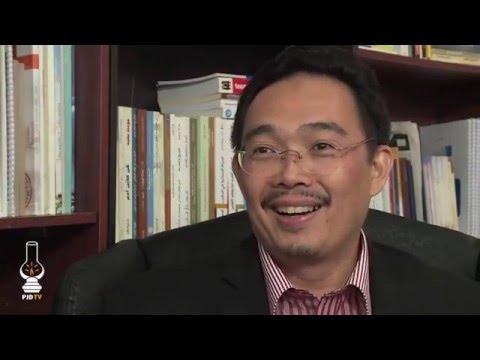 حوار خاص مع محمد الشافعي أنطونيو حول تجربة إندونيسيا في الإقتصاد الإسلامي