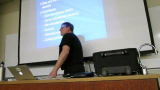 Sam's Network Security Class -Tues 01/22/2013 - Mastering the Basics of Security Pt1