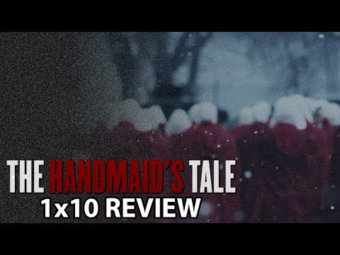 The Handmaid's Tale Season 1 Episode 10 'Night' Finale Review