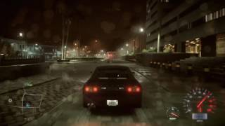 Need for Speed nissan 180sx drift build