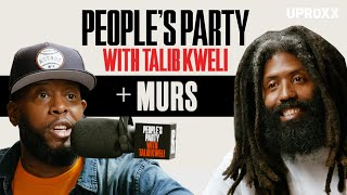 Talib Kweli And Murs Talk White MCs, Gangs, And Lack Of Support For 'Conscious Rap'   People's Party