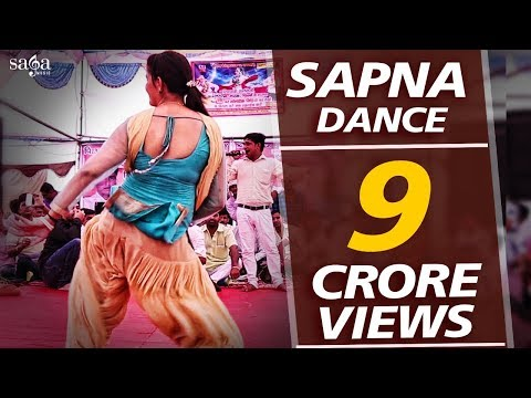 सपना का स्टेज पे उठा कुरता , लोग पागल | New Sapna Stage Dance 2017 | Haryanvi Songs:  Sapna dance 2017  enjoy sapna choudhary hot stage on new Haryanvi Dj song
