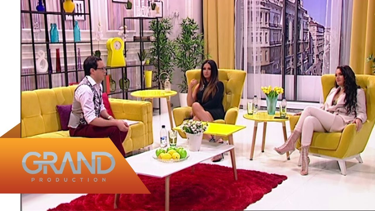 Katarina Živković, Tamara Milutinović, Marina Stankić, Joca Stefanović – Grand Magazin – (TV Grand – mart)