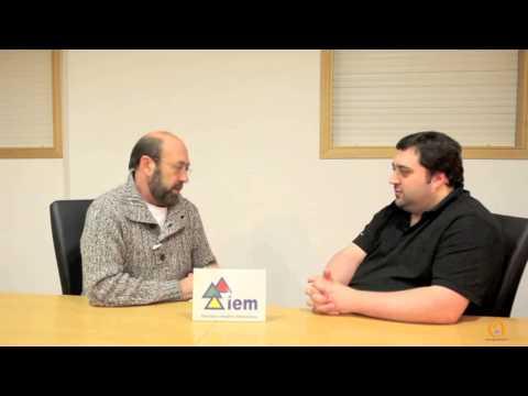 Entrevistamos a Carlos Méixome director do IEM.