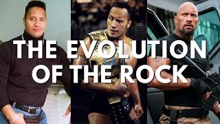 Supercut Video Showing Evolution of Dwayne the Rock Johnson Ends Up Being Oddly Inspirational