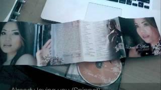 "VLOG: Diane de Mesa's Album ""Fly Away""  Album Preview!"