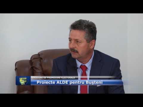 Emisiune Electorala Busteni – ALDE, Filiala Prahova