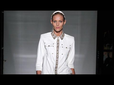 Balmain Spring/Summer 2012 Womenswear Show