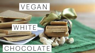 Vegan White Chocolate Holiday Recipe | Edgy Veg