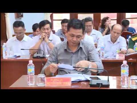 Hội nghị BCH Đảng bộ thành phố Quy Nhơn