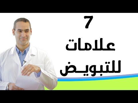 7 علامات (اعراض) التبويض الممتاز - د أحمد حسين