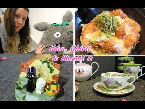 Je rencontre Totoro