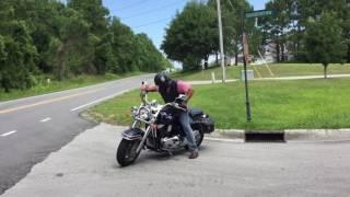 8. Susuki Blvd C90 Big Bike Review