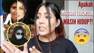 Video KONSPIRASI artis TERSERAM: Michael Jackson! | #NERROR MP3, 3GP, MP4, WEBM, AVI, FLV Januari 2019