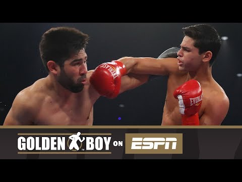 Ryan Garcia Vs Vargas I Golden Boy Boxing On ESPN
