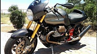 5. 2003 Moto Guzzi V11 Restoration Complete (HD)
