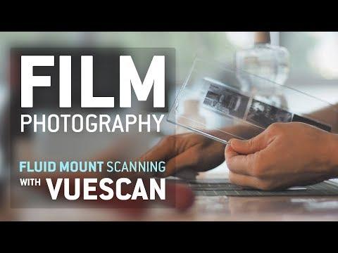 VueScan Tutorial: Fluid Mount Film Scanning & Best Settings