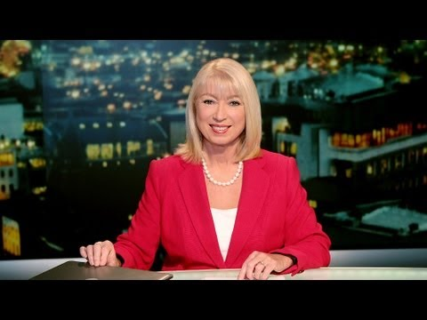 rte - For more go to: http://www.rte.ie/player/# Anne Doyle read her final broadcast on RTÉ One on Christmas Night, exactly 33 years to the day since she first app...