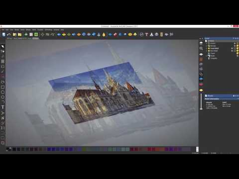 ArtCAM Standard Tutorials - 3.4 Creating Reliefs From Images