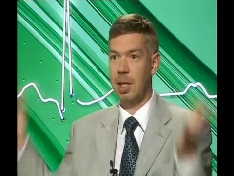Владимир Соколинский на телевидение