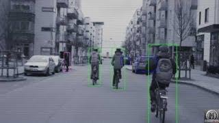 Sistema de Detección de Ciclistas de Volvo