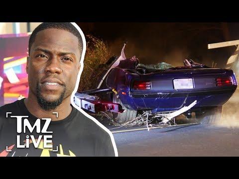 Kevin Hart: Car Crash Investigation | TMZ Live