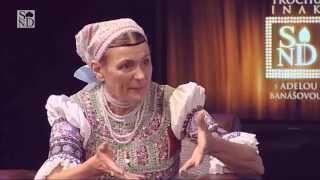 Trochu inak v SND: Anna Balková hosťom Adely Banášovej
