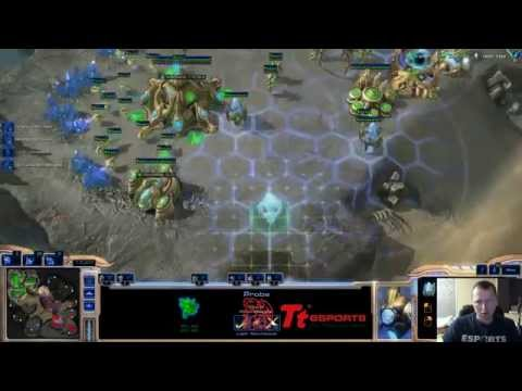 [HOTS] White-Ra [P] vs Tefel [Z] FP VOD - May 3 2013 - PvZ on Akilon Wastes [HD]