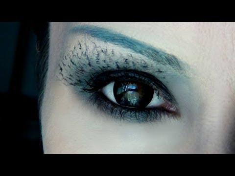 Makeup Inspiration Burton / Elfique / Vampire Diaries