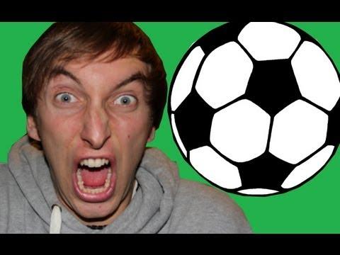 TORGE SPIELT FUßBALL ( katastrophe xD )
