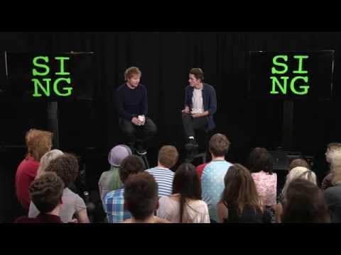 Ed Sheeran: Sing Launch & Interview with JacksGap - Thời lượng: 41 phút.