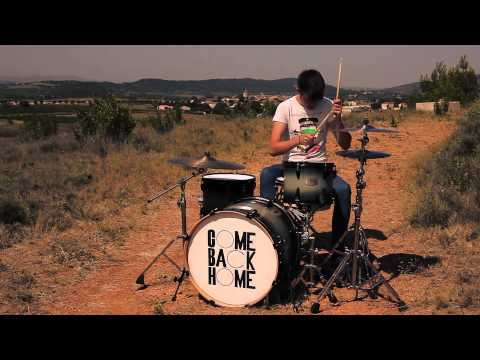 Florian Gouëllo - COME BACK HOME (Two Door Cinema Club) DRUM COVER