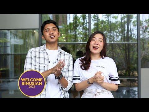 Suasana #FYPBinusian2023 #Binusian2023 di BINUS Alam Sutera Seru Banget!!! | WELCOME BINUSIAN