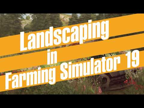 Landscaping first look #1