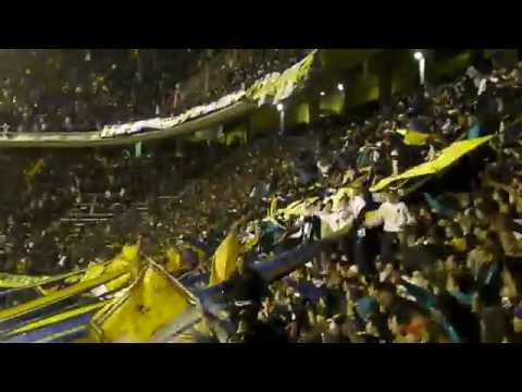 Video - Y dale dale Booca - La 12 - Boca Juniors - Argentina