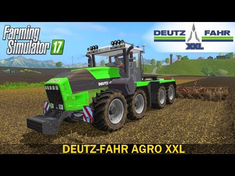Deutz-Fahr Agro XXL v1.0