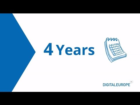 Watch 'Peter Olson - 4 years of mandate as President of DIGITALEUROPE '