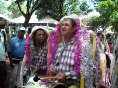 Terno de Congo de Jacuí-MG em Ribeirão Preto-SP 29/01/2012