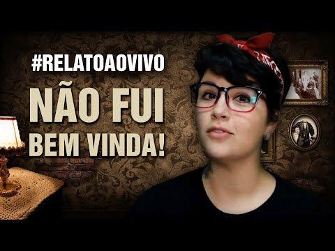 MAS É UMA DELÍCIA NO SABADÃO ASSISTIR RELATO! Não Fui Bem Vinda!  #RelatoAoVivo 203