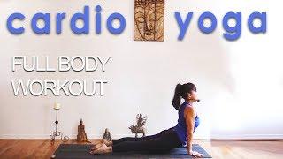 Video Motivational Cardio Flow ~ Power Yoga Workout MP3, 3GP, MP4, WEBM, AVI, FLV Maret 2018