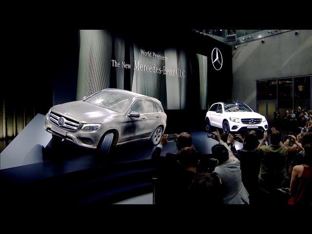 Mercedes-Benz GLC | World Premiere