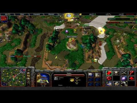 Dread's stream. Warcraft III Battle Tanks / 24.05.2017 [6]