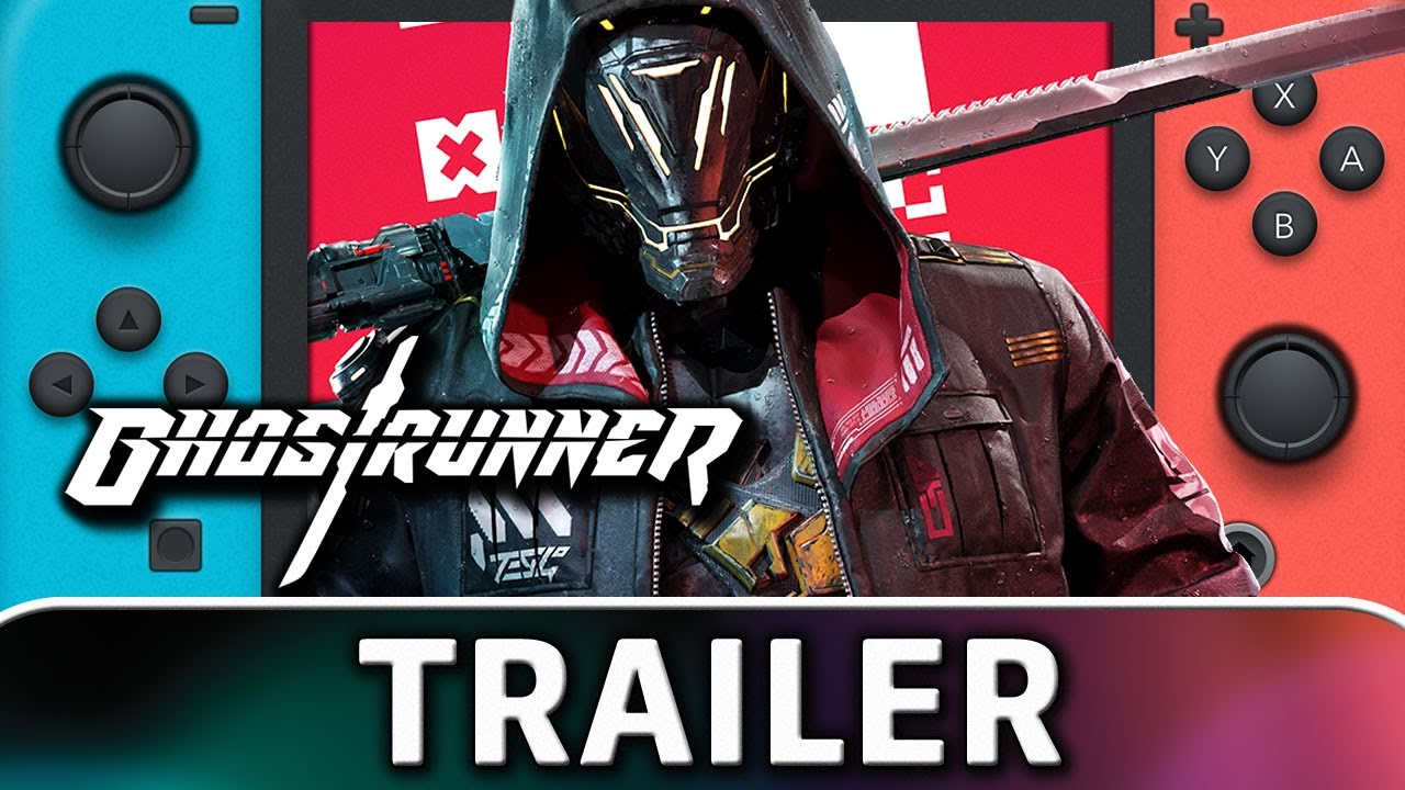 Ghostrunner | Nintendo Switch Trailer