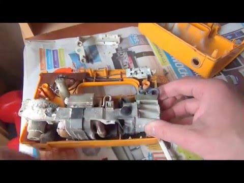 Handmixer KRUPS 3 Mix 3000 innen  sauber  machen,make Handmixer clean inside  KRUPS  3 Mix 3000