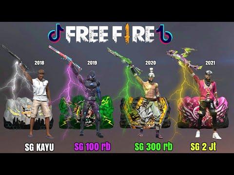 Tik Tok Free Fire ( Tik tok ff ) SG 2 jt,Kreatif,Lucu,Menghibur,Pro Player,Pro Shotgun,Sultan