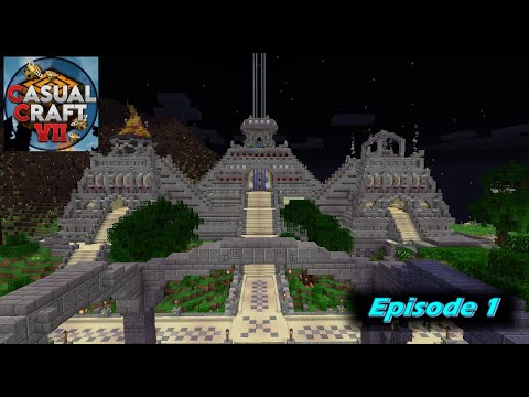 Casual Craft Season 7 Ep1 - Better Late Than Never