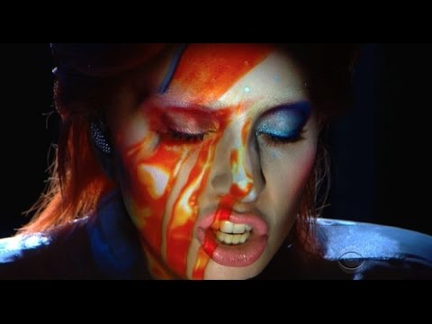 Lady Gaga - Tribute David Bowie