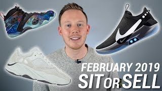 2019 Sneaker Releases: February SIT or SELL Part 2