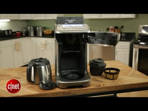 Breville's YouBrew flaunts robotic coffee smarts