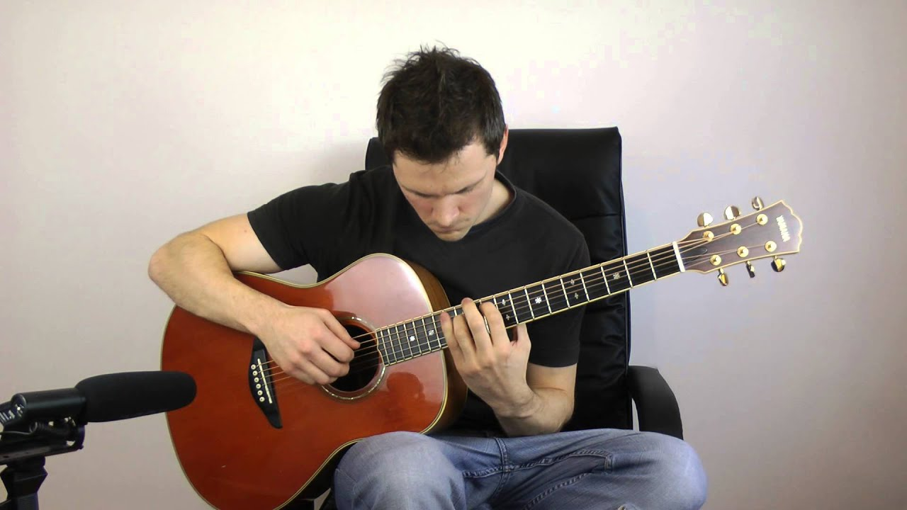 Eric Clapton – Wonderful Tonight – Fingerstyle Guitar / Acoustic Interpretation